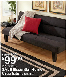 please always check with local stores to confirm  errors  email  editor at dealigg    black friday deal  essential home cruz futon   3218098k  rh   dealigg