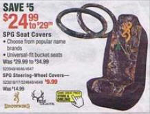 Black Friday Deal Browning Seat Cover Blaze Or Green