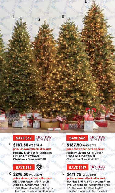 please always check with local stores to confirm errors email editor at dealiggcom - Black Friday Deals On Christmas Trees